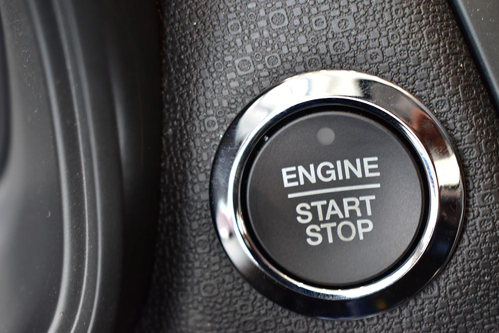 Nút bấm khởi động điện và khóa thông minh với chức năng cảm ứng